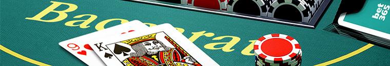bet365 online baccarat