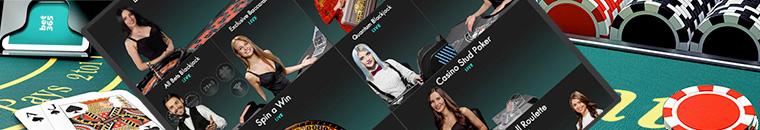Bet365 Live Dealer Games