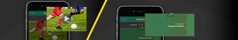 Bet365 Football Live Streaming