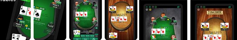 bet365 poker app