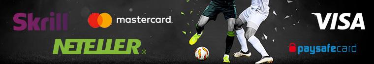 Métodos de pago de Bet365 Sports