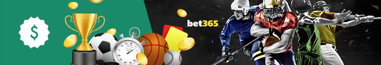 Bet365 Sports - Open Account Offer